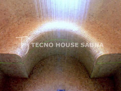 Bagno turco tecno house sauna - Coibentazione bagno turco ...
