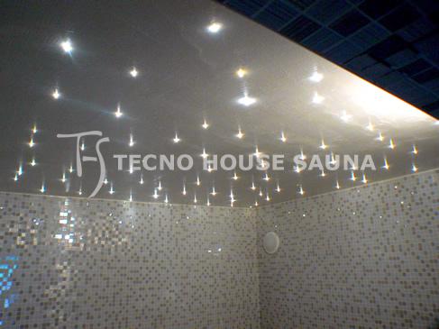 Bagno turco tecno house sauna