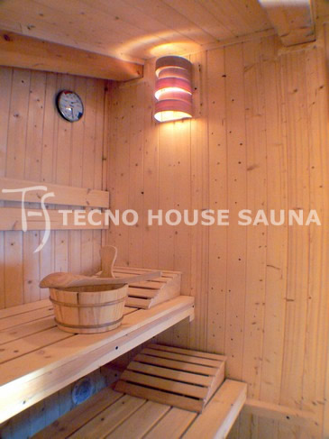 Awesome sauna in casa tecno house sauna with costo sauna - Costo sauna per casa ...